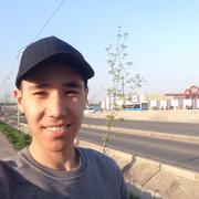 Kurmet, 20, г.Алматы́