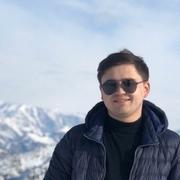Амир, 25, г.Ташкент