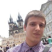 Юрий, 24, г.Ческе-Будеёвице