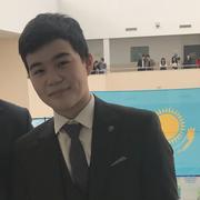 Дастан, 18, г.Астана