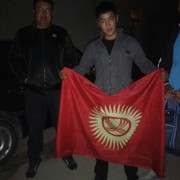 Калыбек, 32, г.Кызыл-Кия