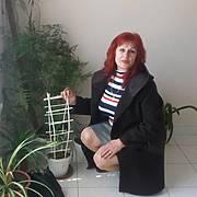 Антонина, 60, г.Щецин