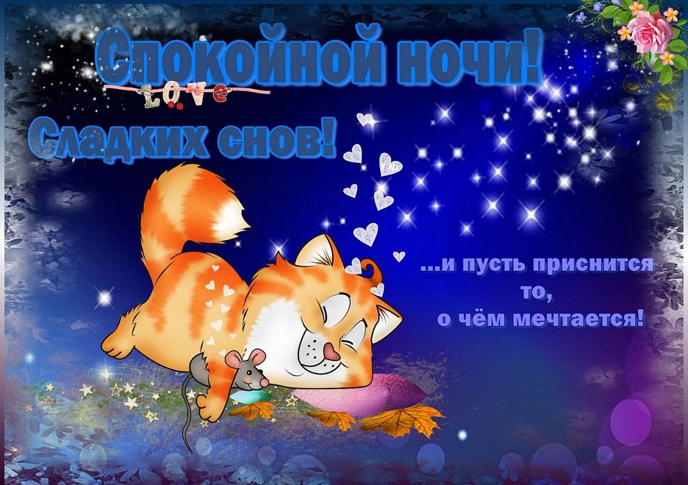 сладких снов любимый картинки прикольные гифы свердловская область