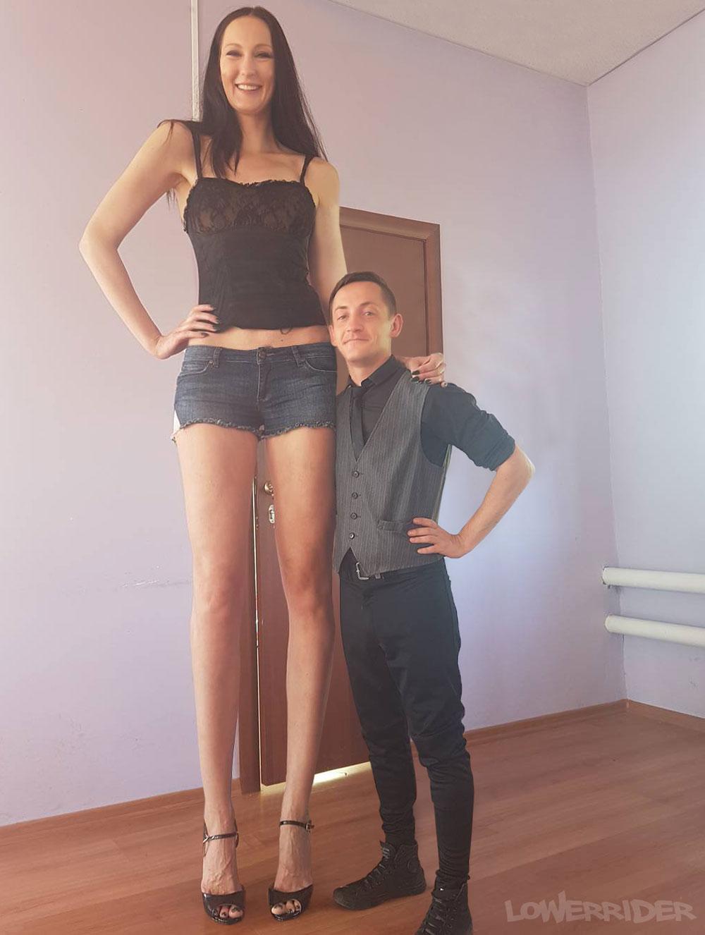 высокий и низкий мужчина картинка встретился ольгой