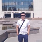 Саян, 28, г.Уштобе